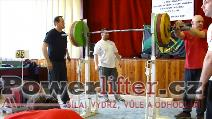 Dušan Havlásek, 215kg