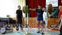 Pavel Žák, 250kg