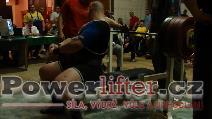 Petr Petráš, 280kg