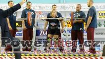 Suzanne Hartwig-Gary, USA, 165kg