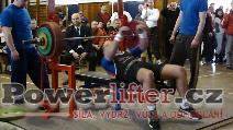 Karel Achtner, 150kg