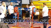 Martina Koutňáková, 145kg