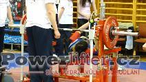 Iveta Jurčíková, 80kg, SK