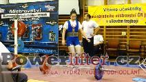 Iveta Jurčíková, 120kg, SK