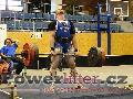 Tomáš Břinčil, mrtvý tah 280kg