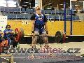 Tomáš Břinčil, mrtvý tah 290kg