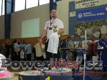 Tomáš Lacko - 1.místo do 75kg