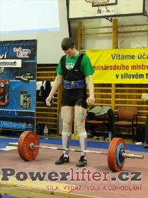 Tomáš Mojžíš, 200kg