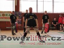 Tomáš Turek, mrtvý tah 170kg