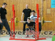 Veronika Leitkepová, 67,5kg