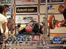 Wim Wamsteeker, NED, 190kg