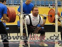 Zbyněk Krejča, dřep 325kg