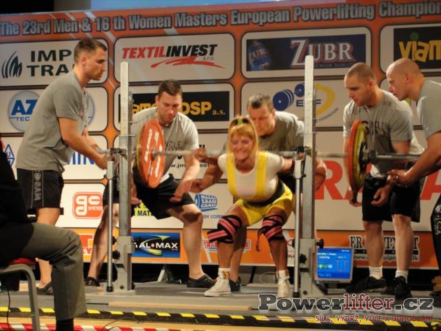 Ildikó Olah, HUN, 110kg