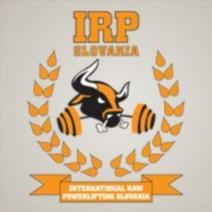 International RAW Powerlifting Slovakia