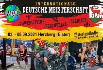 Internationale Deutsche Meisterschaft des WUAP 2020