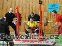 Jakub Klvaňa, 150kg