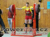 Jakub Klvaňa, 175kg