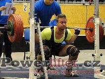 Jakub Koten, dřep 245kg