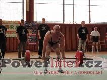 Jan Fiala, mrtvý tah 200kg