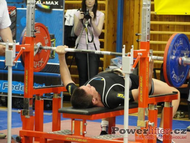 Jan Moravec, 115kg