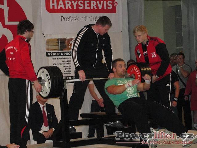Jan Páleníček, 175kg