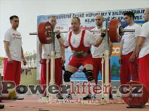 Jan Pinc, 290kg