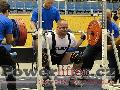Jan Pinc, dřep 270kg