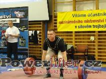 Jan Štika, 220kg