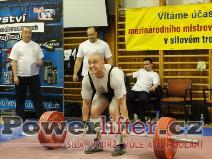 Jan Strouhal, 225kg