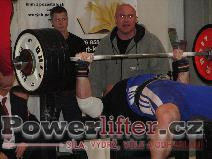 Jan Suda, 182,5kg