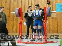 Jan Vrzal, 170kg