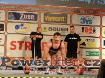 János Kelecsényi, HUN, 247,5kg