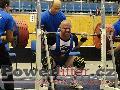 Jaromír Sršeň, dřep 315kg