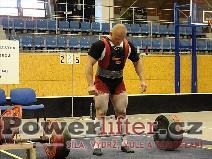 Jaromír Sršeň, mrtvý tah 285kg