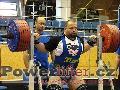 Jaroslav Jirout, dřep 315kg