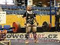 Jaroslav Jirout, mrtvý tah 275kg
