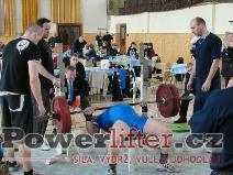 Jiří Furch, 125kg