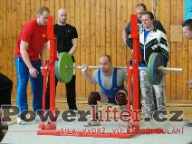Jiří Furch, 165kg