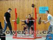 Jiří Opluštil, 180kg