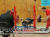 Jiří Schoř, 175kg