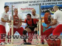 Jiří Zimula, 280kg