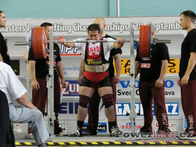 Joe Olivera, CAN, 315kg