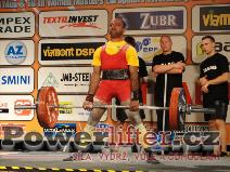 Jonas Telegin, SWE, 215kg