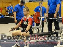 Karel Ruso, benč 95kg
