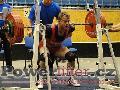 Karel Ruso, dřep 252,5kg