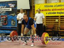 Karel Štork, 210kg