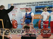 Karel Válek, 265kg