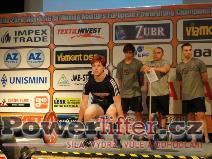 Kerstin Friese, GER, 120kg