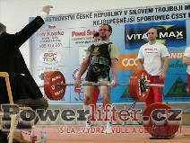 Libor Novák, 230kg