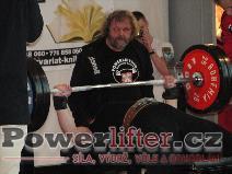 Libuše Leiblová, 115kg